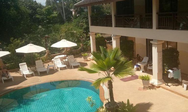 HOTEL ROYAL COTTAGE RESIDENCE, KOH SAMUI: Koh Samui Hotel